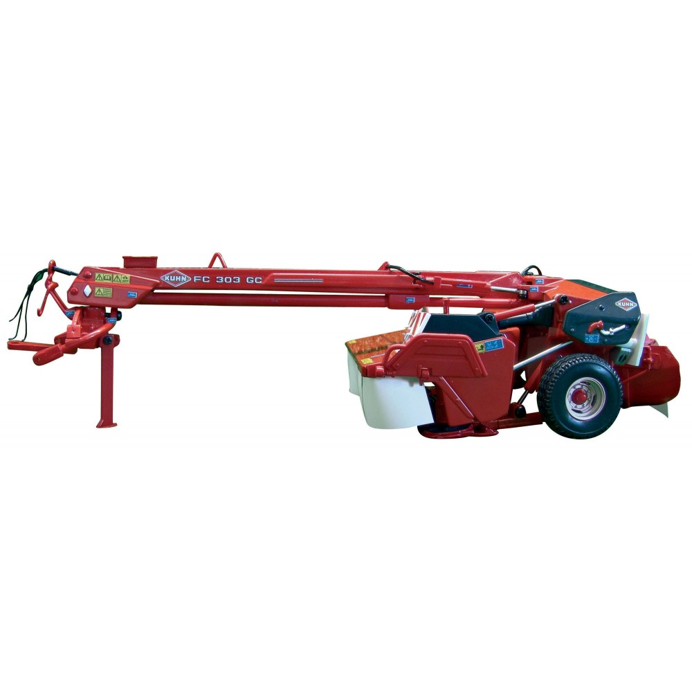 Faucheuse Conditionneuse KUHN FC-303 GC