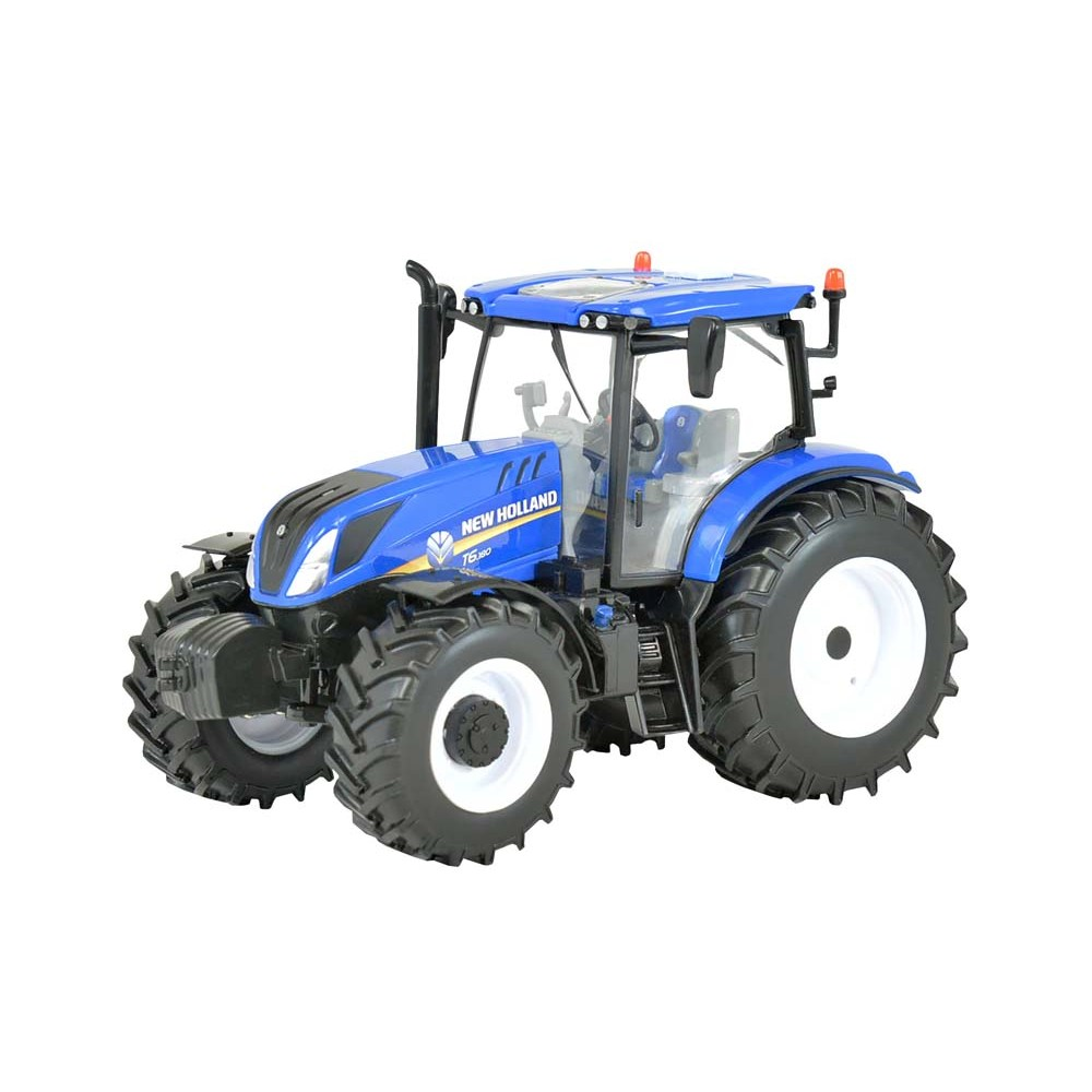 Tracteur NEW HOLLAND T6.180