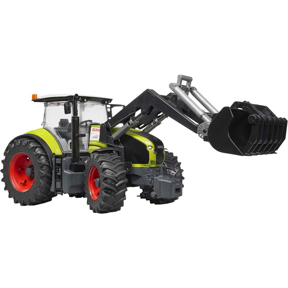 Tracteur CLAAS Axion 950 avec chargeur