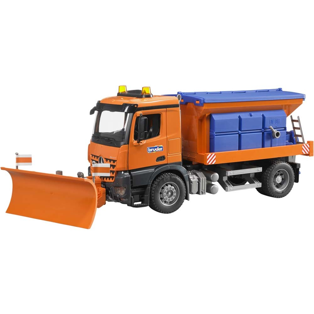 Camion chasse neige MERCEDES Arocs