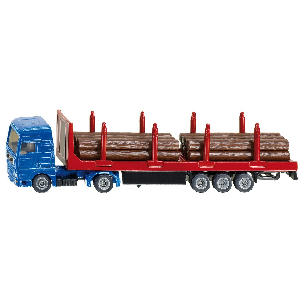camion forestier