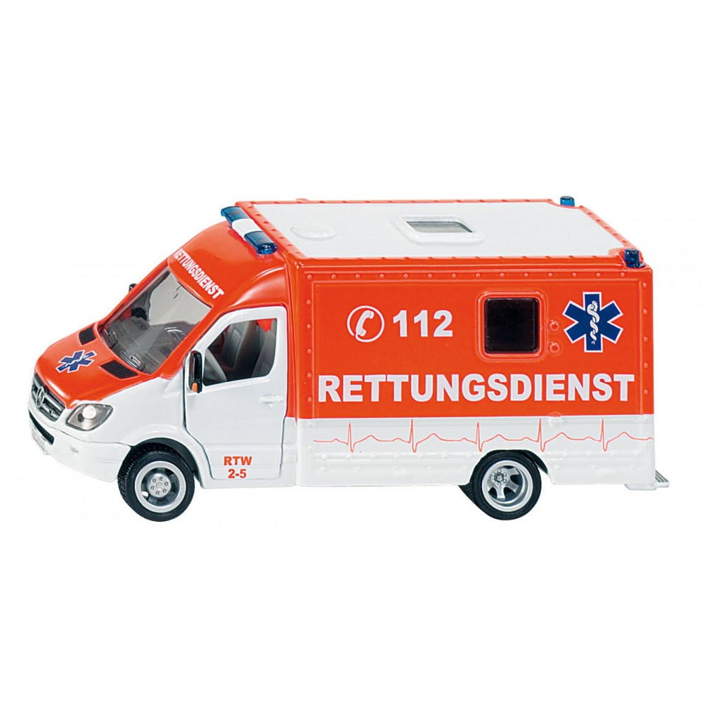 1/50 Ambulance MERCEDES