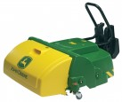 Balayeuse frontale Sweeper JOHN DEERE adaptable uniquement sur tracteur ROLLY TOYS