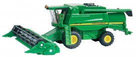 Moissonneuse batteuse JOHN DEERE 9680i