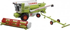 Moissoneuse batteuse CLAAS Dominator 88 Classic avec chariot