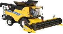 Moissonneuse NEW HOLLAND CR9.90