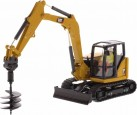 CATERPILLAR 308 CR Mini Excavatrice