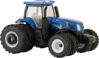 Tracteur NEW HOLLAND T8.435 jumelé