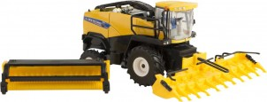 Ensileuse avec 2 coupes NEW HOLLAND FR850