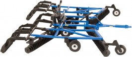 Herse circulaire repliable NEW HOLLAND