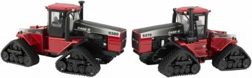 CASE IH 9380 Quadtrac -Série Authentics #9-