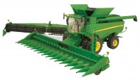 Moissonneuse batteuse JOHN DEERE S690 - Edition Prestige
