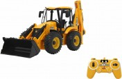 Tractopelle JCB, RC 2,4GHz