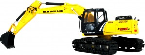 NEW HOLLAND 215CW Excavatrice