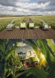 Poster : CLAAS Jaguar, Axion Cargo