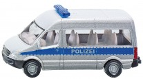 Fourgon Police -BLISTER-