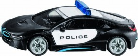 BMW i8 POLICE US -Blister-