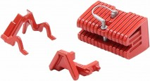 Set Masse et kit d'adaptation, couleur MASSEY FERGUSON