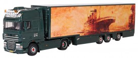 DAF XF105 SSC 4x2 frigo -DUTCH FLOWER-
