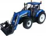 Tracteur NEW HOLLAND T5.115 avec chargeur frontal