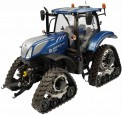 NEW HOLLAND T7.225 Blue Power sur chenilles