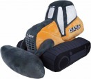 Peluche CASE Bulldozer -Grand Modèle-