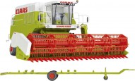 Moissonneuse batteuse CLAAS Commandor 116CS