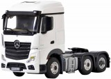 MERCEDES Actros MP4 Stream Space 6x2, blanc