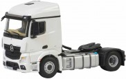 MERCEDES Actros MP4 2.300 MM Compact Space 4x2, blanc