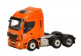 IVECO Stralis Higway 6x2, orange