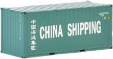 Container 20 pieds -CHINA SHIPPING-